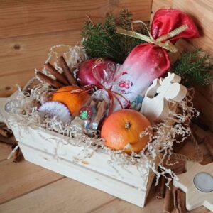 подарок, набор, праздничный набор, вкусный подарок