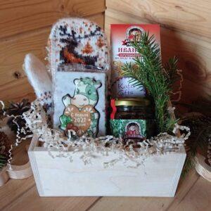 подарок, набор, праздничный набор, вкусный подарок, подарочный